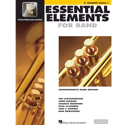 Essential Elements for Band Trumpet Book 1