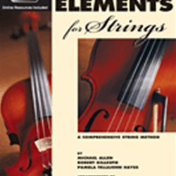 Essential Elements for Strings Viola Book 1