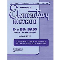 Rubank Elementary Method Tuba