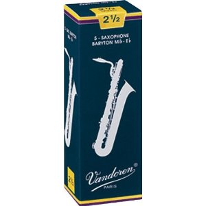 Traditional Reeds for Baritone Saxophone 5-Box