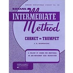 Rubank Intermediate Method Cornet/Trumpet
