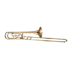 Yamaha Intermediate Trombone w/F Attachment