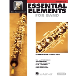 Essential Elements for Band Oboe Book 2