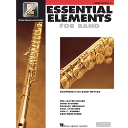 Essential Element for Band Flute Book 2