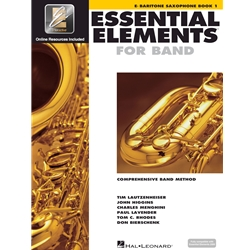 Essential Elements Book 1 - Bari Sax
