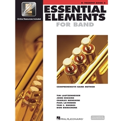 Essential Elements for Band Trumpet Book 2