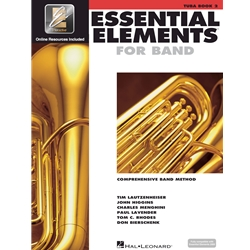 Essential Elements for Band Tuba Book 2
