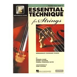 ET For Strings Double Strings Bass Book 3