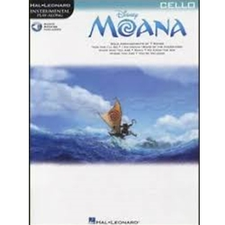 Disney Moana for Cello